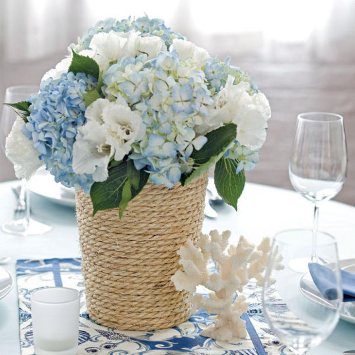 Beach Wedding Centerpieces Ideas: 37 Elegant Floral Centerpieces For Wedding