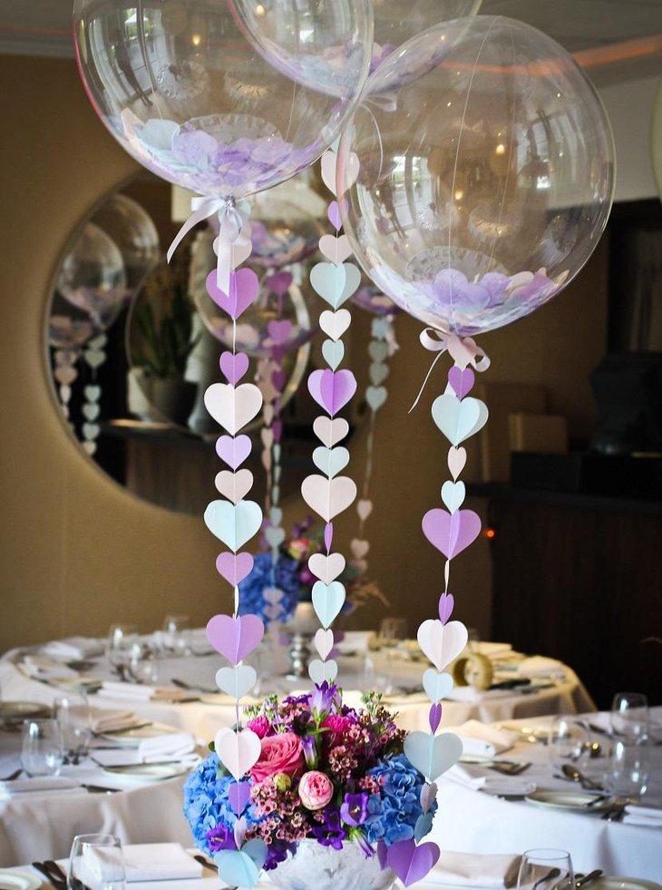 35 Ultimate Balloon Centerpiece Ideas For Weddings - photo#17