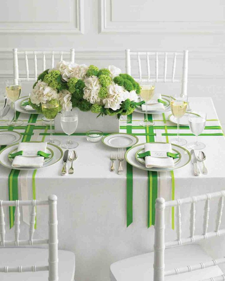 Fast And Easy DIY Easter Table Settings