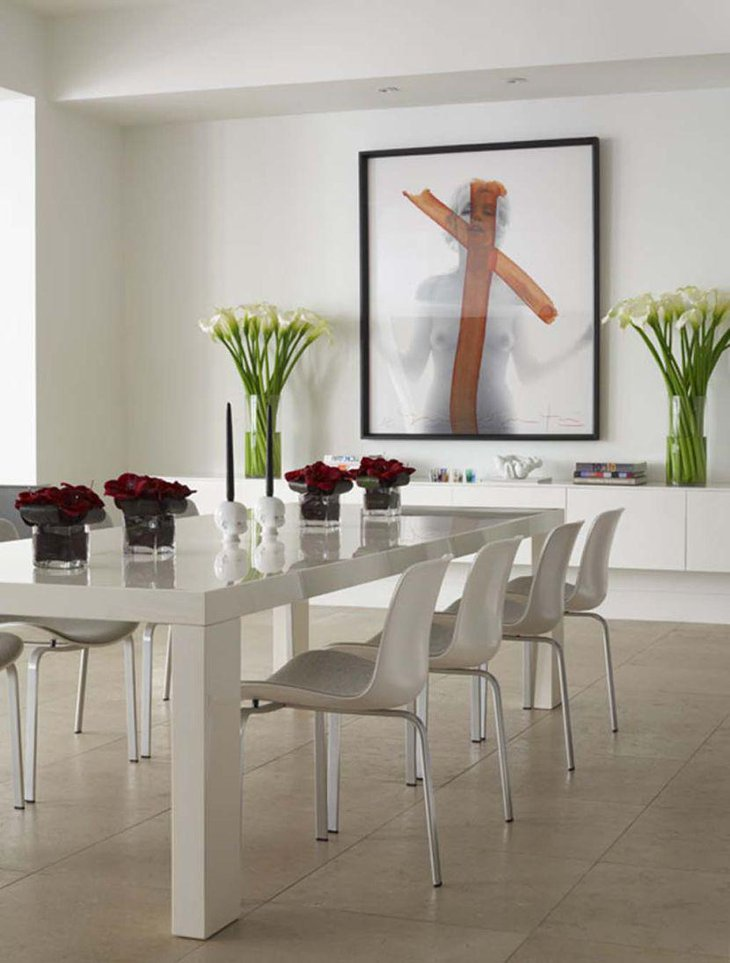 35 Modern Dining Table Ideas for an Amazing Dining Experience ...