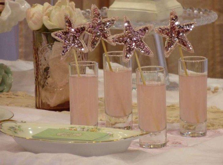 35 delicious bridal shower desserts table ideas table for Deco de table shabby