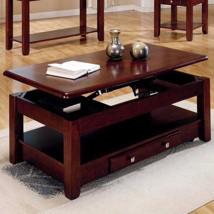 39 Modern Coffee Tables With Storage Table Decorating Ideas