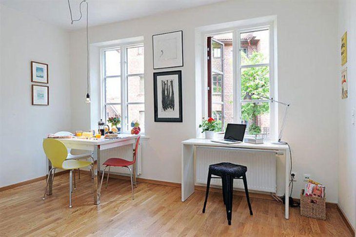 Dining Room Table Ideas For Small Spaces: 25 Dining Room Tables For Small Spaces